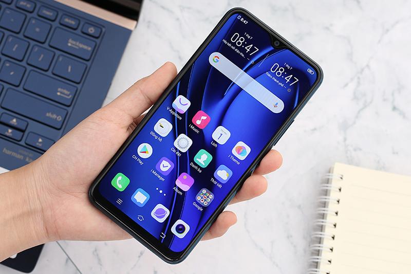 Điện thoại Vivo U10 | Trải nghiệm cầm nắm