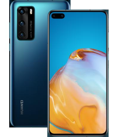 Điện thoại Huawei P40 (Nền tảng Huawei Mobile Service)