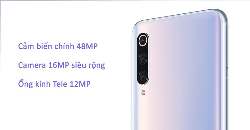 Xiaomi Mi 9 Pro 5G | Bộ 3 camera chất lượng