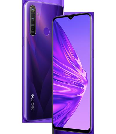 Điện thoại Realme 5 (4GB/128GB)