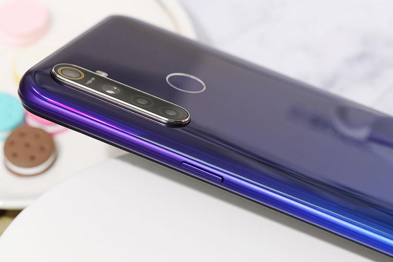 Điện thoại Realme 5 Pro 8GB | Thiết kế camera sau