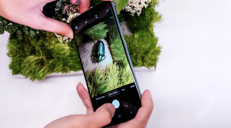 Điện thoại Samsung Galaxy A51 - Camera