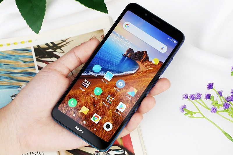 Điện thoại Xiaomi Redmi 7A 16GB | Màn hình