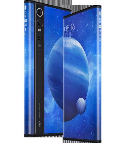 Điện thoại Xiaomi Mi MIX Alpha
