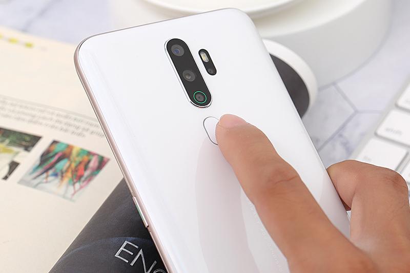 Điện thoại OPPO A5 (2020) 128GB | Cảm biến vân tay