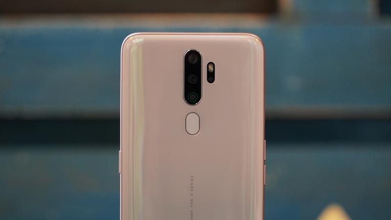 Điện thoại OPPO A5 (2020) 128GB | Camera sau