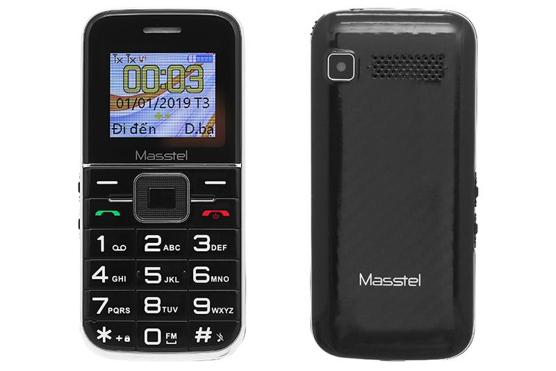 Điện thoại Masstel Fami 12 | Thiết kế nhỏ gọn