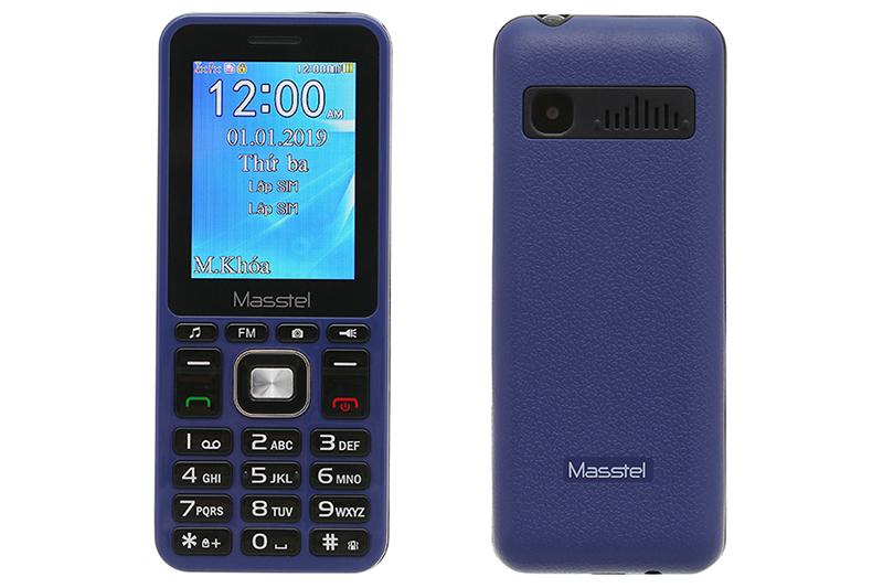 Điện thoại Masstel IZI 206 | Thiết kế