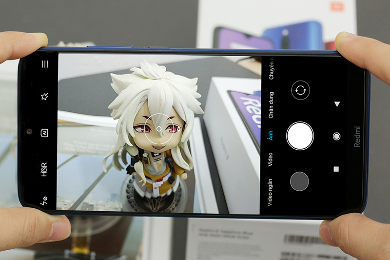 Xiaomi Redmi 8 64GB | Đa dạng chế độ chụp