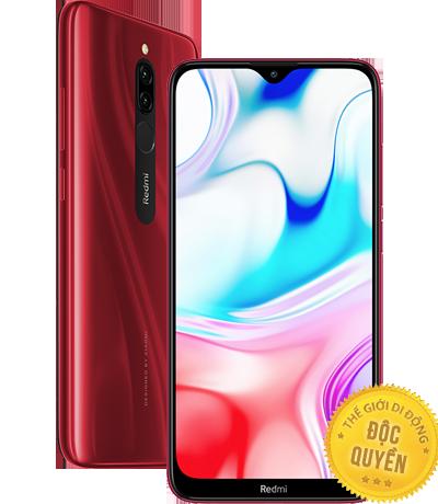 Điện thoại Xiaomi Redmi 8 (4GB/64GB)