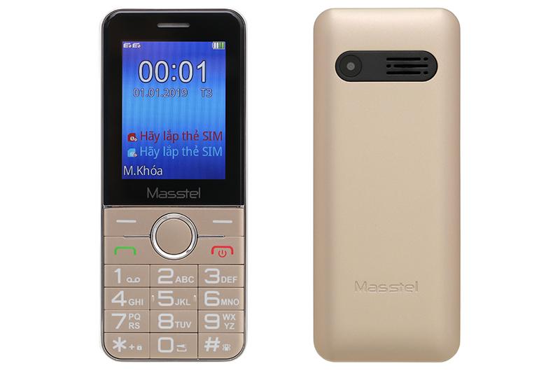 Điện thoại Masstel IZI 300 | Màn hình kích lớn dễ dàng thao tác