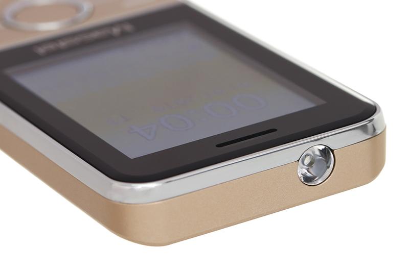 Điện thoại Masstel IZI 300 | Đèn LED hỗ trợ sáng