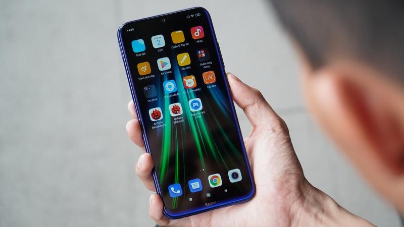 Điện thoại Xiaomi Redmi Note 8 32GB | Camera trước
