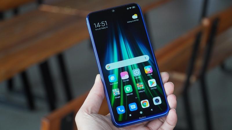 Điện thoại Xiaomi Redmi Note 8 32GB | Thiết kế