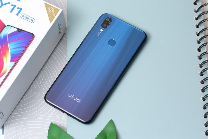 Điện thoại Vivo Y11 | Thời lượng pin