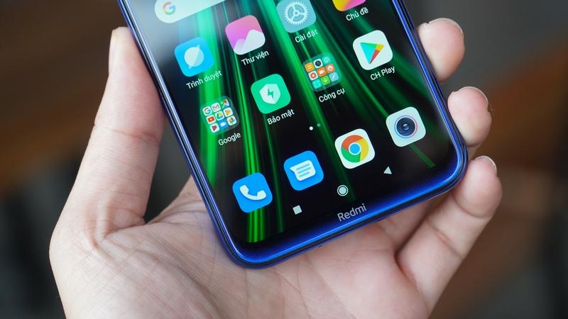 Điện thoại Xiaomi Redmi Note 8 128GB   Cấu hình