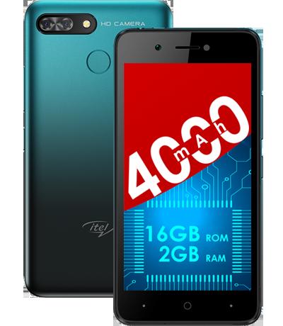 Điện thoại Itel P15