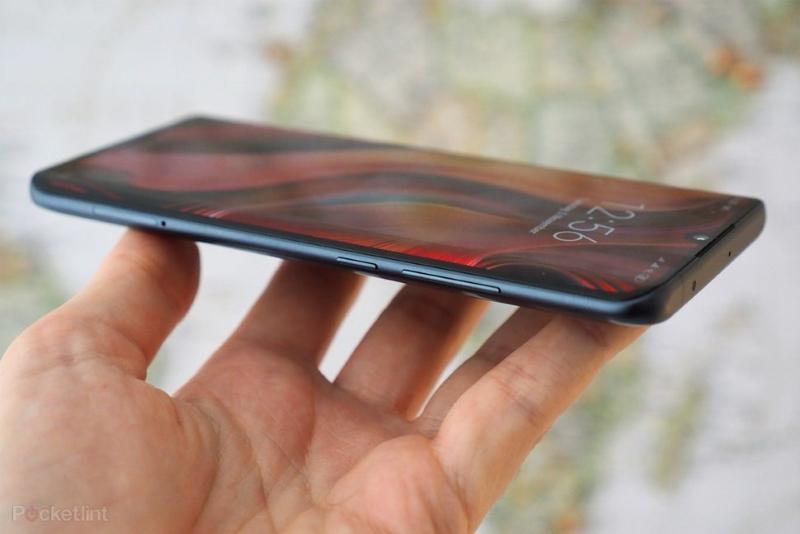 Xiaomi Mi Note 10   Thiết kế màn hình