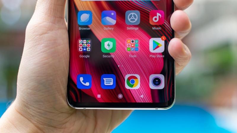 Xiaomi Mi Note 10   Hiệu năng mạnh mẽ