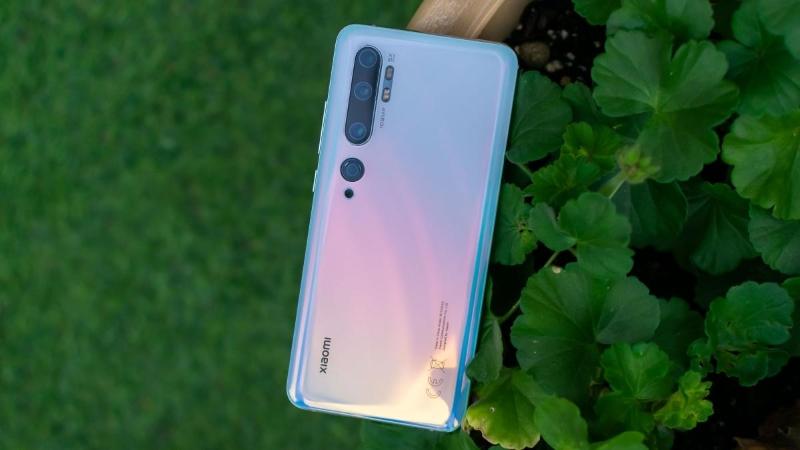 Xiaomi Mi Note 10   Bộ 5 camera