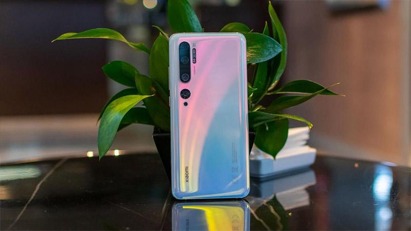 Xiaomi Mi Note 10 | Thiết kế tinh tế