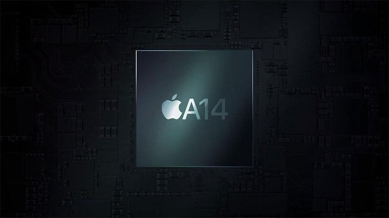 Chip A14 Bionic mạnh mẽ | iPhone 12