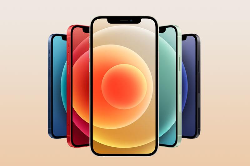 Màn hình Super Retina XDR OLED 6.1 inch | iPhone 12