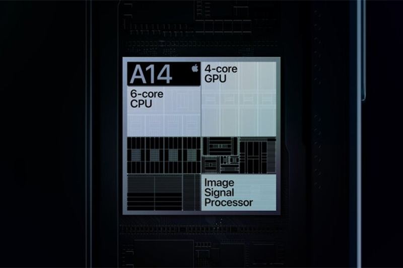 Bộ vi xử lý Apple A14 Bionic | iPhone 12 Pro 128 GB