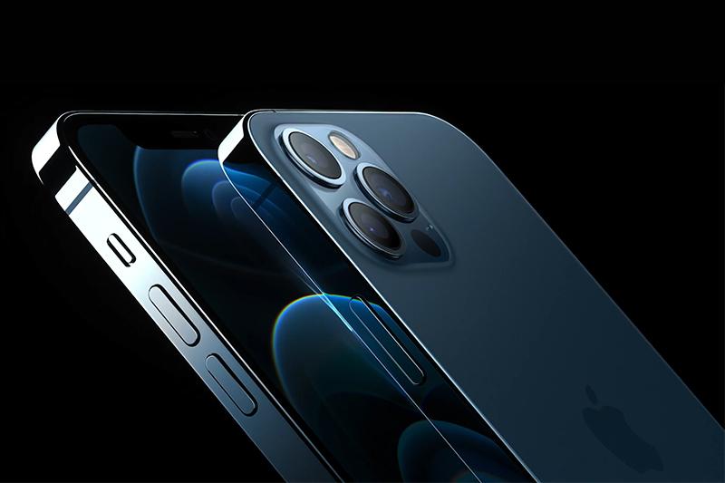 Màn hình lớn 6.1 inch cho không gian giải trí hoàn hảo | iPhone 12 Pro 128 GB