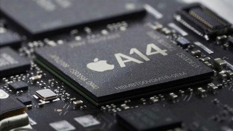 Trang bị con chip khủng A14 Bionic | iPhone 12 Pro Max