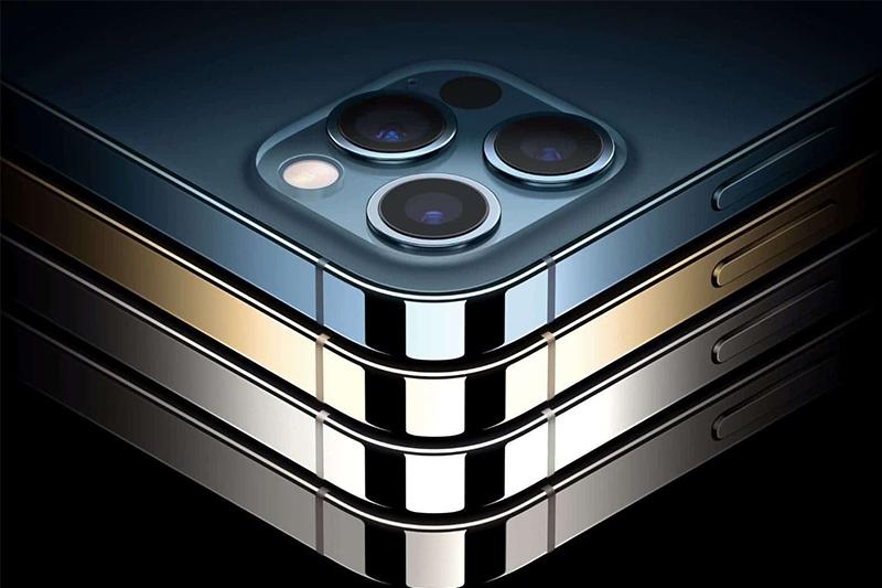 Sự thay đổi về thiết kế vượt trội | iPhone 12 Pro Max