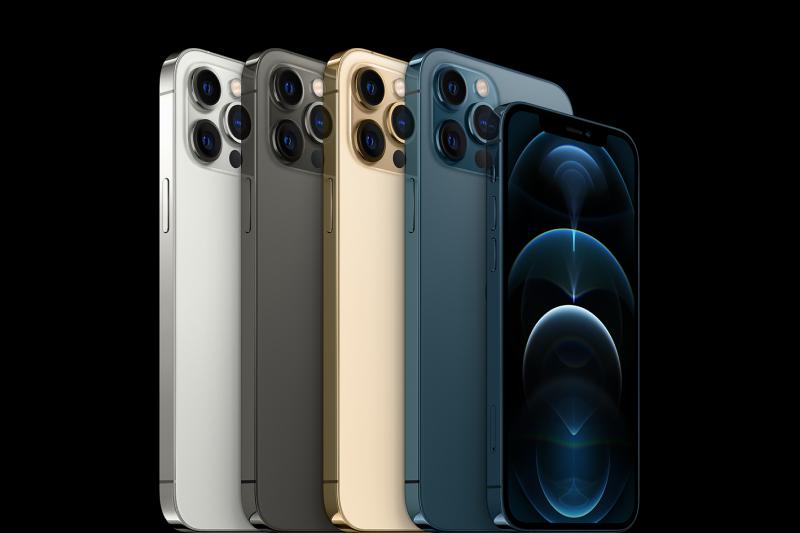 Thiết kế bắt mắt từ mọi góc nhìn | iPhone 12 Pro Max