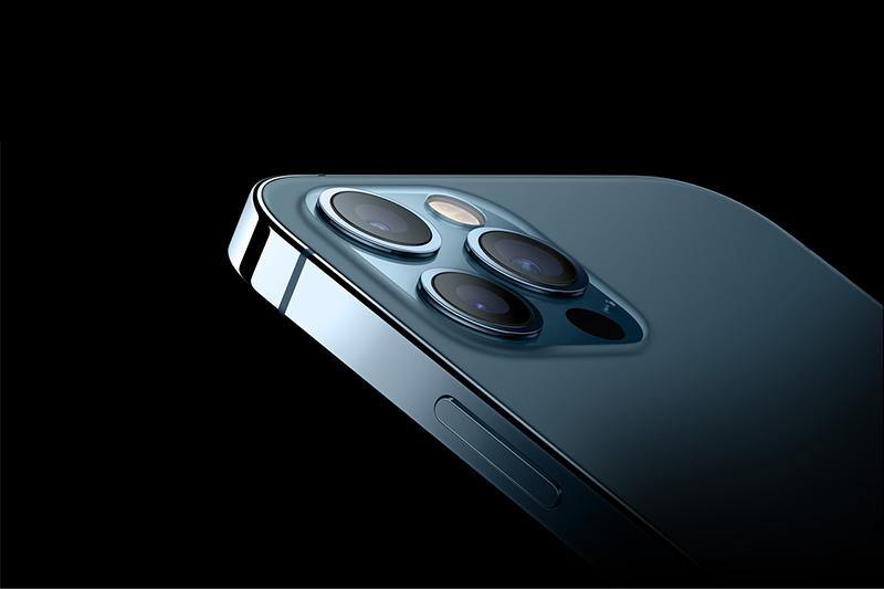 Cụm 3 camera sau cùng cảm biến LiDAR đẳng cấp | iPhone 12 Pro Max