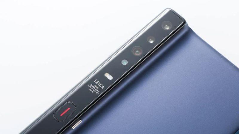 Hệ thống 4 Camera 40 MP khủng trên Huawei Mate Xs
