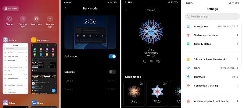 Xiaomi Mi Note 10 Pro | Giao diện MIUI 11