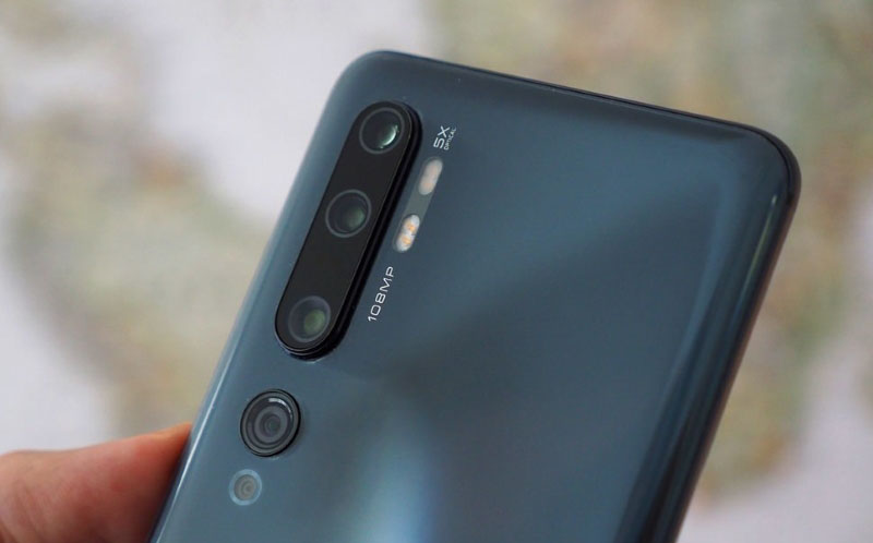 Xiaomi Mi Note 10 Pro | Thiết kế 5 camera sau