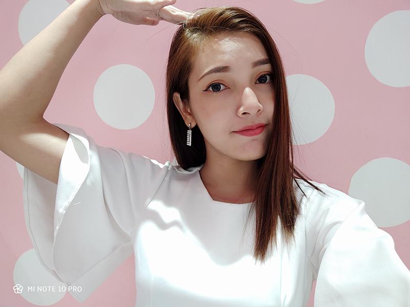 Xiaomi Mi Note 10 Pro   Ảnh chụp selfie