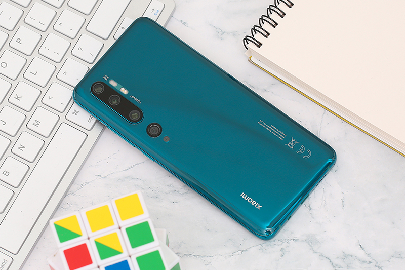 Xiaomi Mi Note 10 Pro   Thiết kế cao cấp