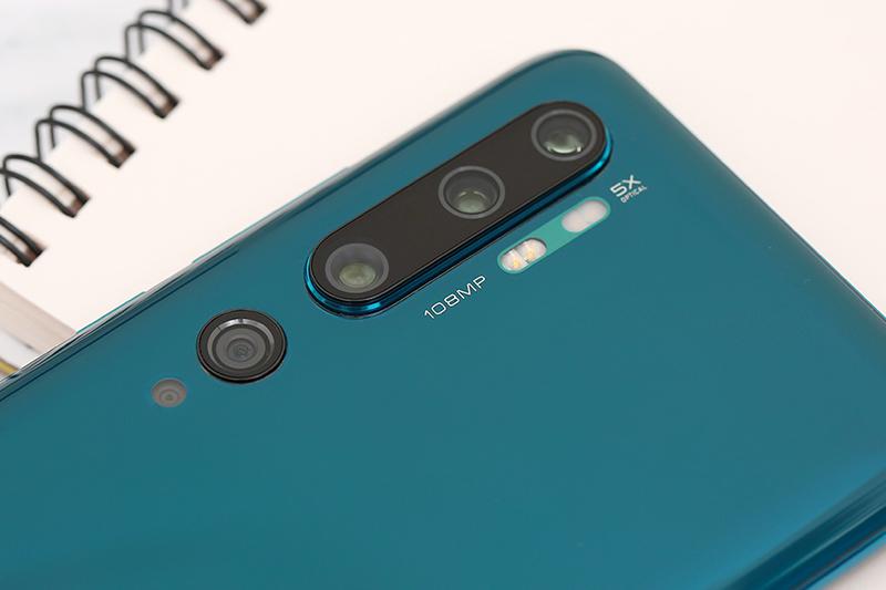 Xiaomi Mi Note 10 Pro   Hệ thống 5 camera
