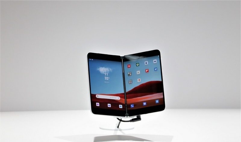 Microsoft Surface Duo | Thiết kế