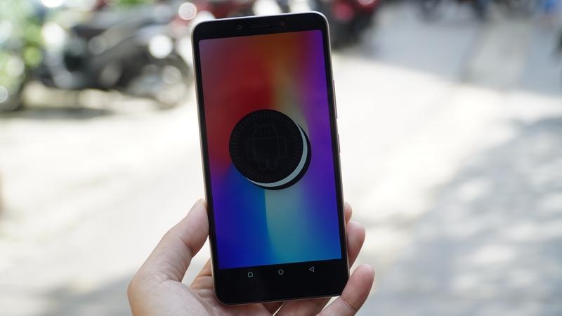 Itel S33   Hệ điều hành Android Go