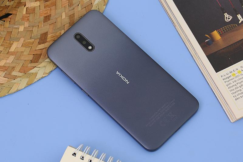 Điện thoại Nokia 2.3 | Thiết kế