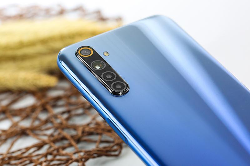 Điện thoại Realme 6 | Cận cảnh cụm camera