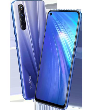Điện thoại Realme 6 (4GB/128GB)