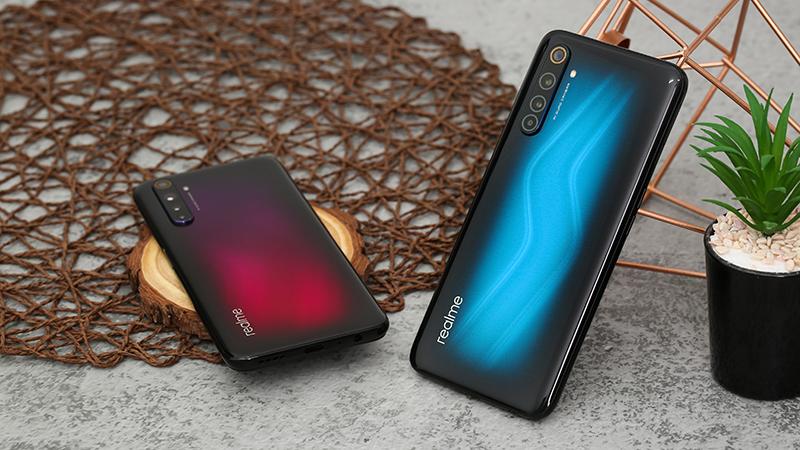 Realme 6 Pro | Thiết kế độc đáo