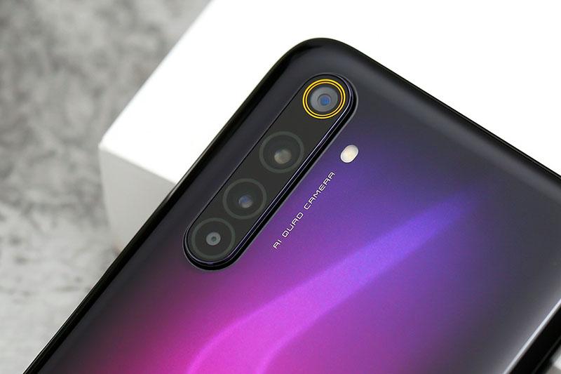 Realme 6 Pro | Cụm camera độc đáo