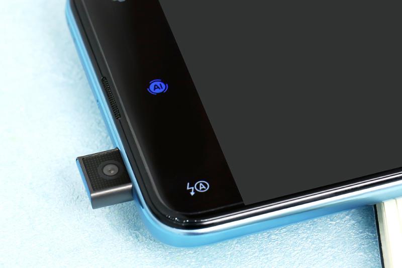 Điện thoại Huawei Y9s | Thiết kế camera popup