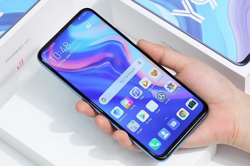 Điện thoại Huawei Y9s | Trải nghiệm sử dụng