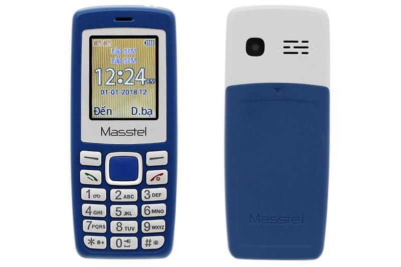 Masstel Izi 120   Thiết kế đơn giản