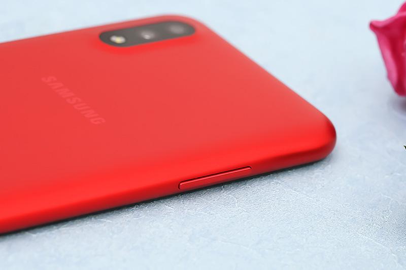 Điện thoại Samsung Galaxy A01 | Hiệu năng tốt trong tầm giá